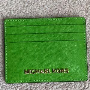 NWT Michael Kors Card Holder